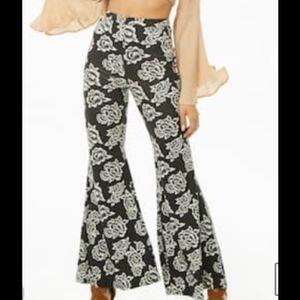 Forever 21 Black high waisted pants